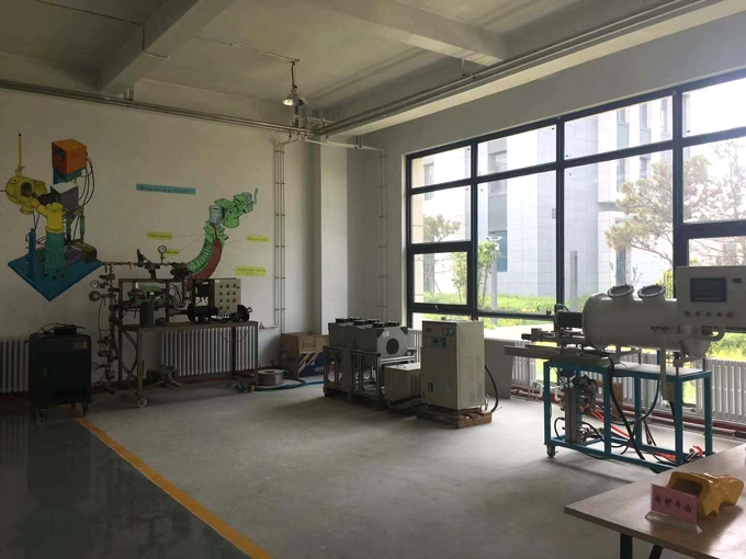 Hydrogenation dehydrogenation furnace
