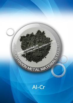 Aluminum Chromium Alloy, Al-Cr