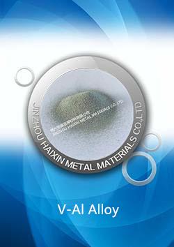 Vanadium Aluminum Alloy, V-Al