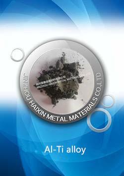 Aluminum titanium alloy, Al-Ti