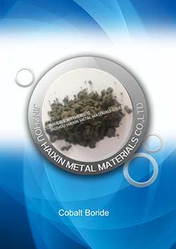 Cobalt Boride Powder, CoB