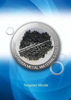 Tungsten Silicide, WSi2