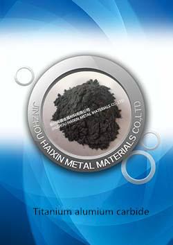 Aluminum titanium carbide, Ti3AlC2