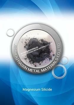 Magnesium Silicide, Mg2Si