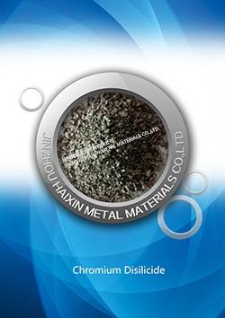 Chromium Silicide, CrSi2