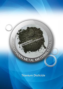 Titanium Disilicide, TiSi2