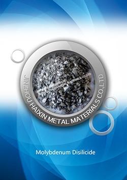 Molybdenum Silicide, MoSi2