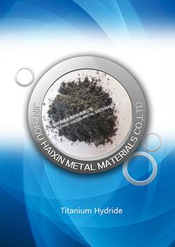 Titanium Hydride Powder, TiH2